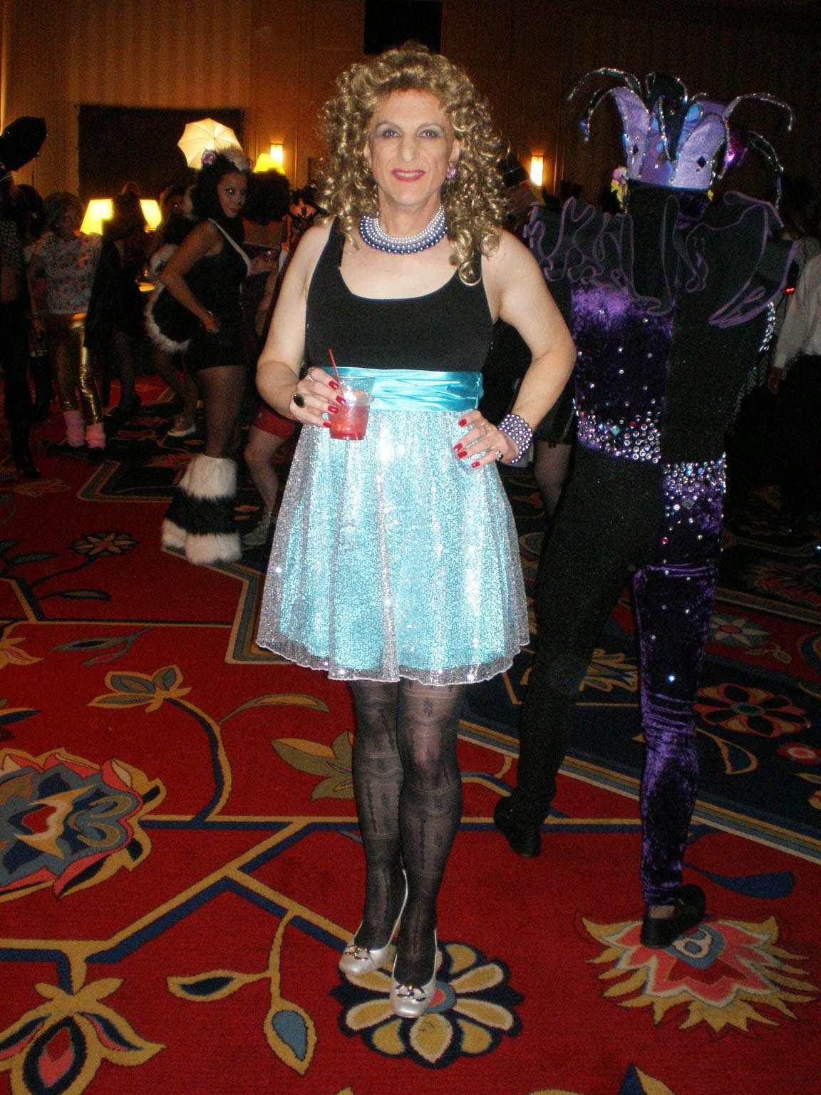 henri david halloween ball 2011 - transgender forum : transgender forum