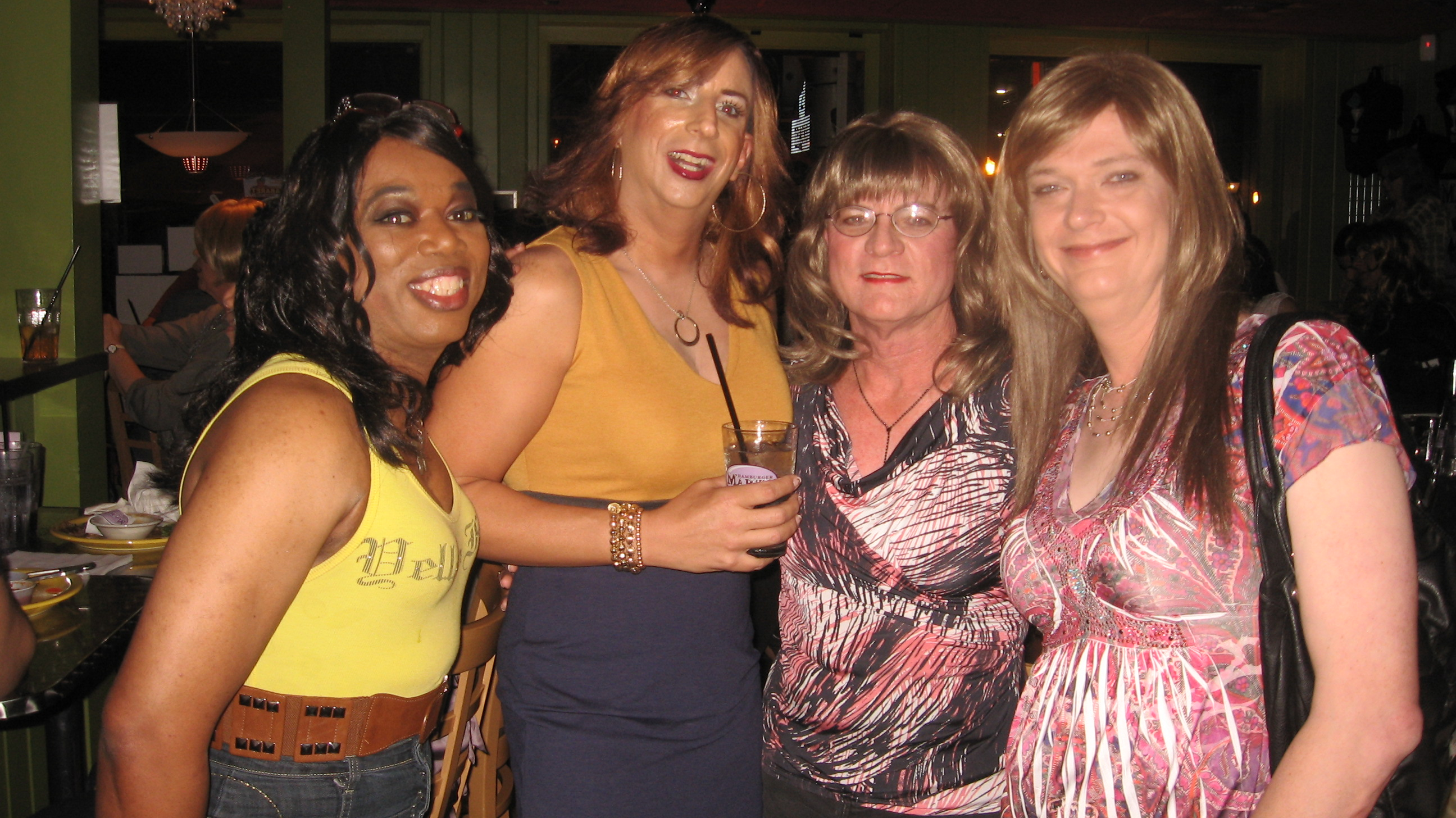 Out & About — Hamburger Marys in Orlando : Transgender Forum