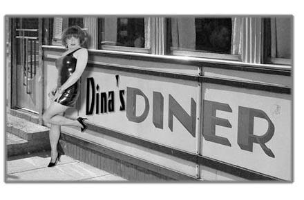 Dina's Diner 2/12/18