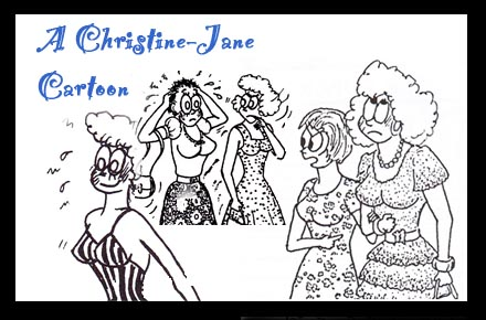A Christine-Jane Cartoon