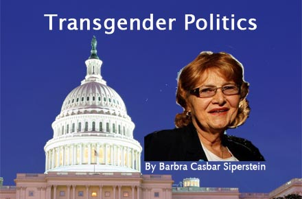 Transgender Politics By Barbra Casbar Siperstein