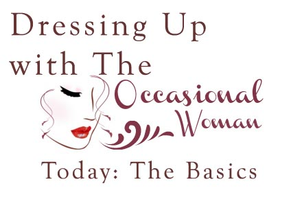 Retro Re-Run: The Occasional Woman's Back to Basics