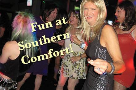 Fun at Southern Comfort 2014