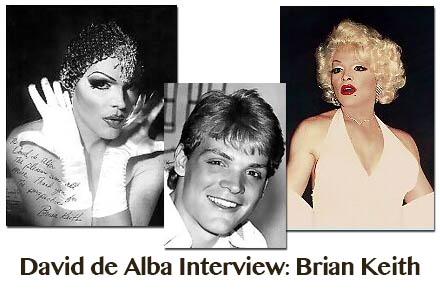David de Alba Interviews FI Brian Keith