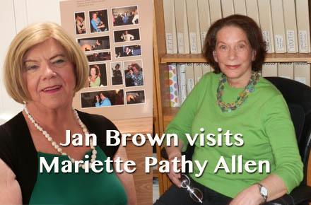 """A Visit with """"TransCuba"""" Author Mariette Pathy Allen"""