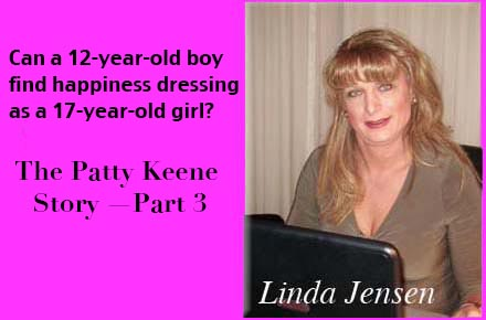 Patty Keene -- From Boy to Girl to. . . ?