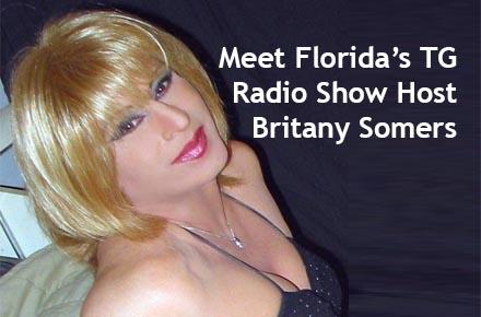 Meet Brit Somers -- TG Radio Host
