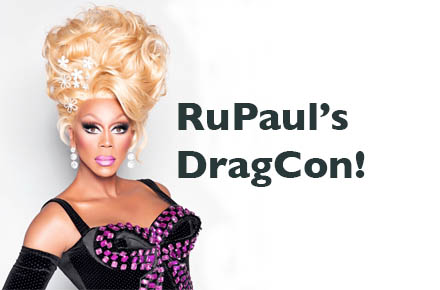 RuPaul's Drag Queen Convention!