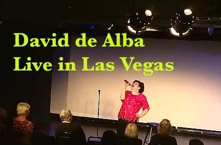 The Award Winning David de Alba