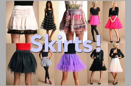 The Skirt – Fun, Frivolous and Fraught with Psychology