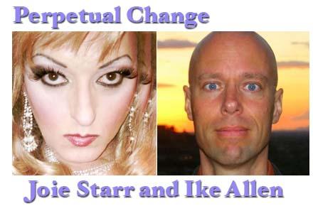 Perpetual Change: Wigmaker Joie Starr & Part 2 of Ike Allen