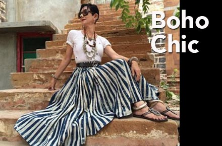 Boho Chic Is My Style