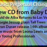 """Perpetual Change: """"I Am A Stick"""" New CD from Baby Dee"""
