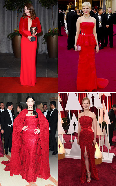 selection of beautiful red gowns2