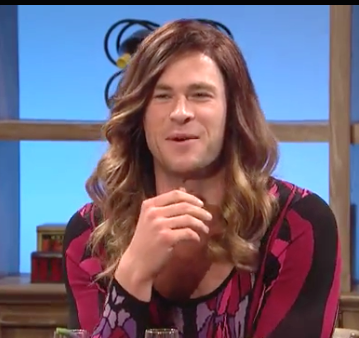 Thor In Drag