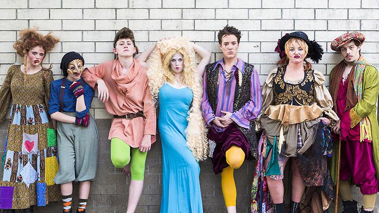 Rapunzel Cast