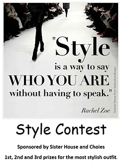 TG Forum Style Contest