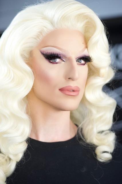 make transvestite Heavy up