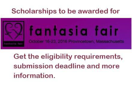 Fantasia Fair 2016 Scholarships News