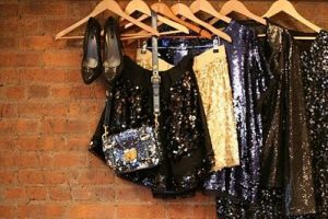 sequins everywhere