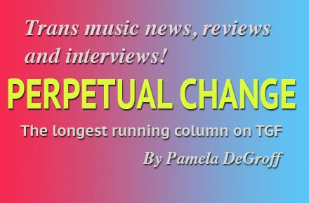Perpetual Change -- Good Bye . . . and Thank You!