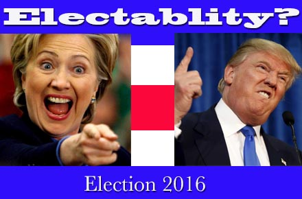 Electability? I Tell You What I Want