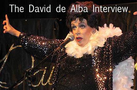 Interview With David de Alba