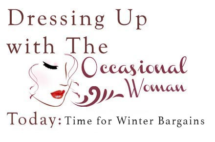 The Occasional Woman: Dressing for our Winter Spring