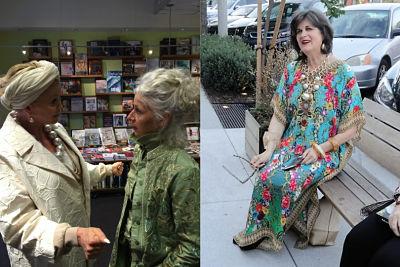 fabulous ladies at book signing 1