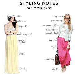 styling notes with jean jackey