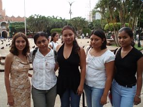 ladies of merida