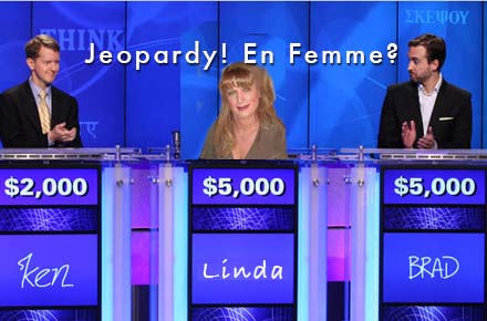 What '90s Game Show Did Linda Jensen Try Out For?