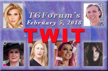 The Week In Trans February 5, 2018