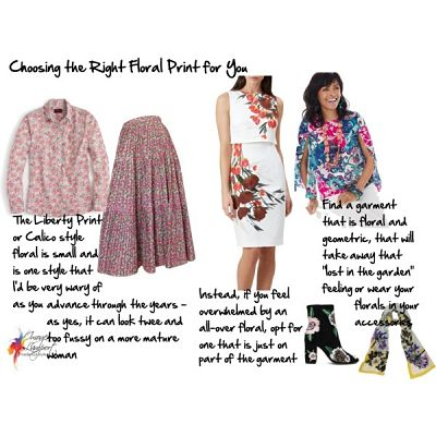 the right floral print for you