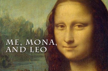 Me, Mona, and Leo