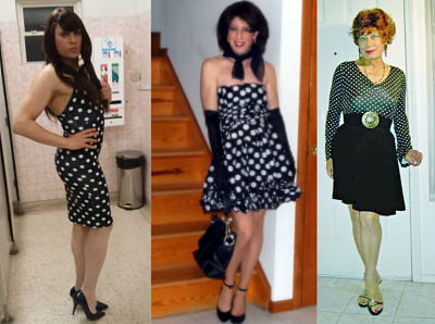 crossdressers in polka dot outfits 3