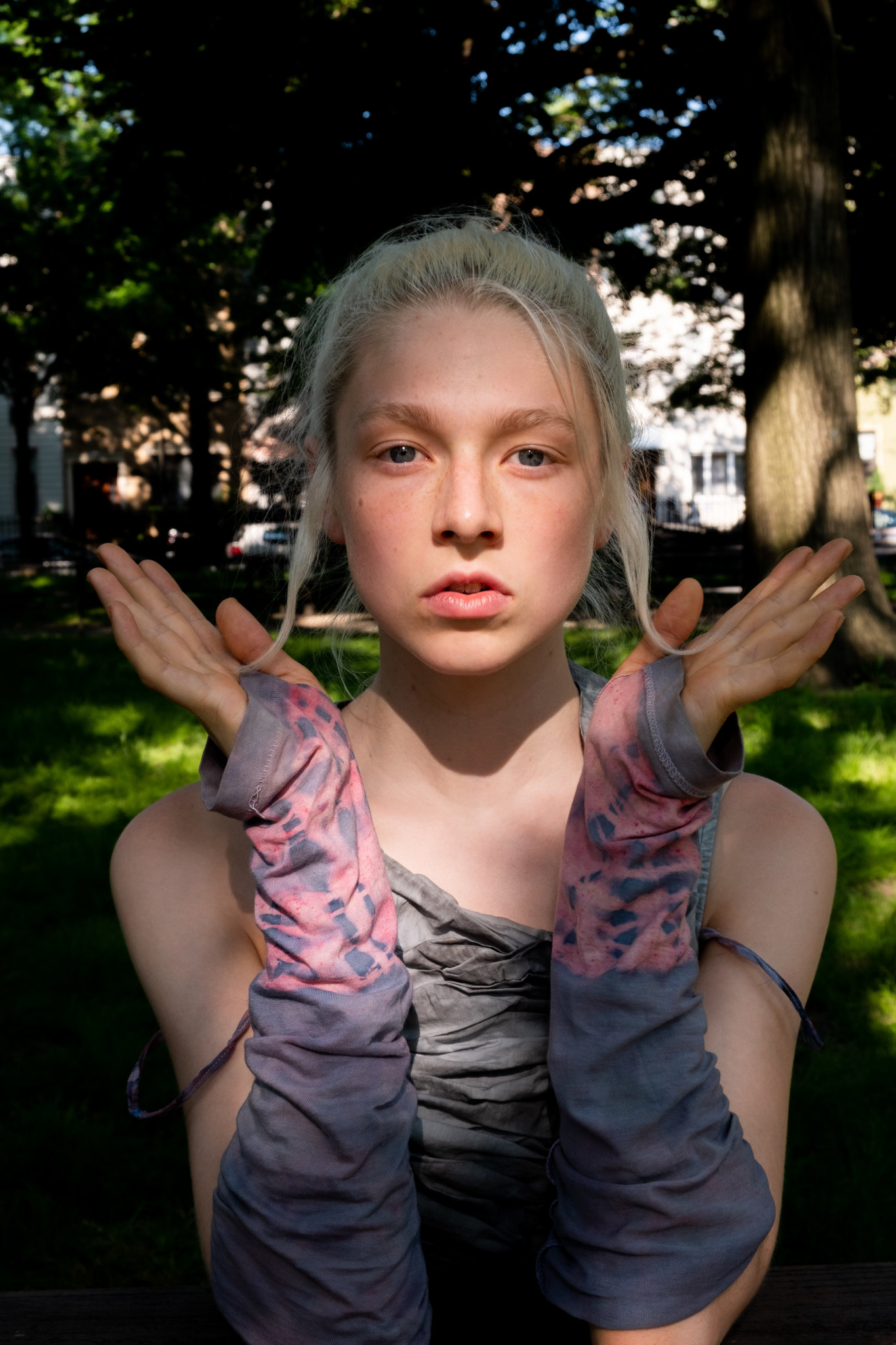 hunter schafer - photo #9