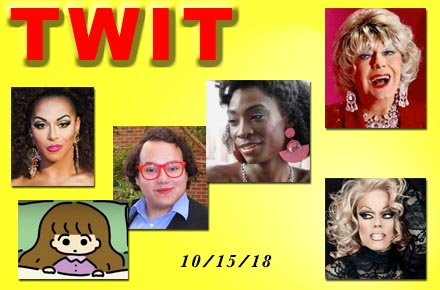 The Week In Trans 10/15/18