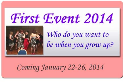 First Event 2014, January 22-26, Boston