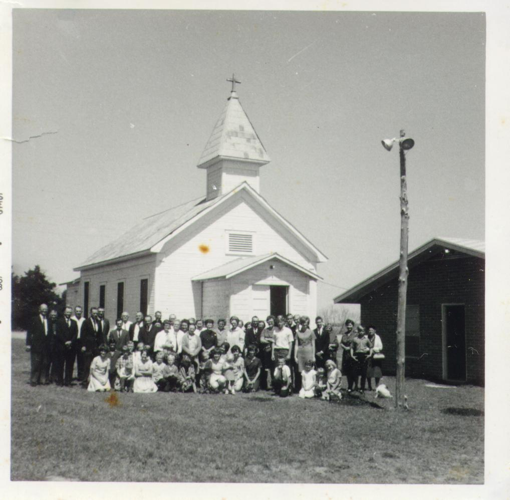 How many LGBT people might have been in this congregation?