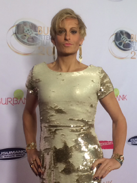 Ms. Richards at the Emmy Awards.