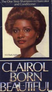 Tracey Norman for Clairol