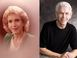 Walt Heyer as a female on the left and as a male again on the right.