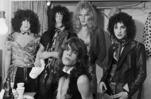 The New York Dolls in 1973.