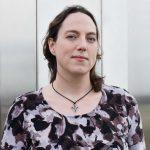 Erika Jonell, voice clinic client.