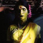 A godess at the Mayana Kollai festival.