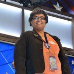 DNC timekeeper Marisa Richmond.