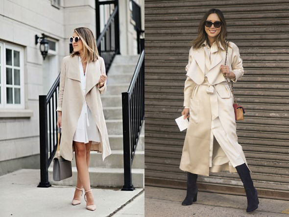 trench coat with anything