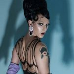 Painted for Filth: Violet Chachki.