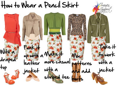 how-to-wear-a-pencil-skirt_